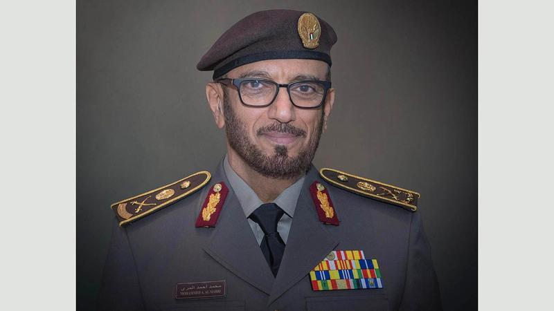 اللواء محمد أحمد المري: «الإمارات تتمتع برؤية مستقبلية، ترتكز على الاستعداد المبكر للمستقبل».