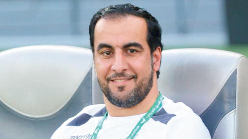 محمد حسين: تواصلنا مع فييرا مرات عدة لمعرفة موعد وصوله والمشاركة في التدريبات، وفي كل مرة كنا نحصل منه على وعد بالحضور دون أن يلتزم بذلك.