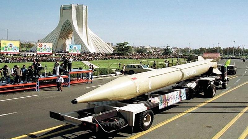 برامج إيران للصواريخ البالستية ستظل بلا قيود إذا ألغيت العقوبات المفروضة عليها. أرشيفية