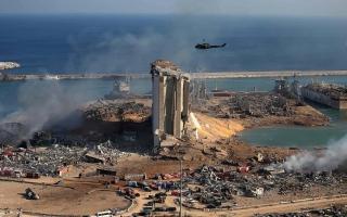 """الصورة: """"أرامكس"""" : مخصصات بقيمة 50 مليون درهم لتغطية حادثي مرفأ بيروت والمغرب"""