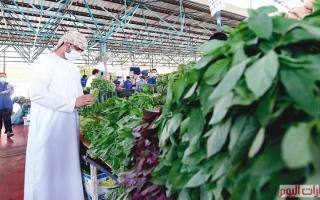 الصورة: عودة الروح.. سوق الخضار والفواكه في دبي.. نشاط لا يتوقف