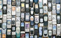 الصورة: حملة أسترالية لإعادة تدوير 5 ملايين هاتف غير مستخدم