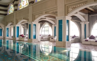 الصورة: فنادق دبي تحظى بثقة الزوار والشركات السياحية العالمية
