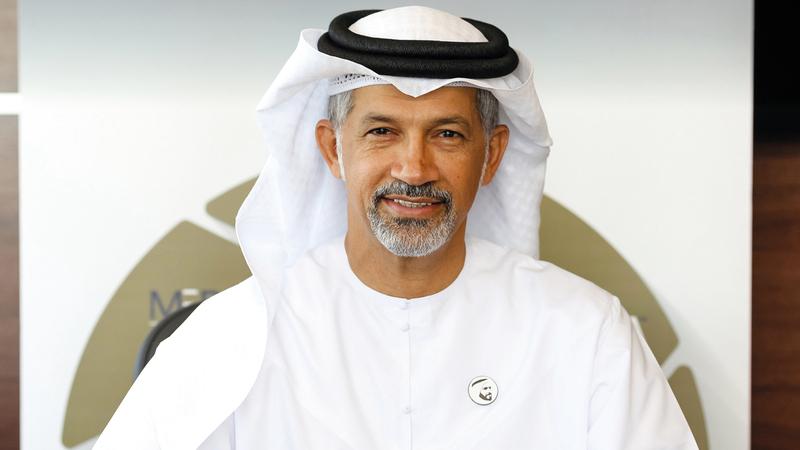 علي أحمد النقبي:  «صحة وسلامة العارضين وفرق العمل والحضور ستكون أولويتنا القصوى».