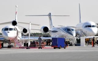 الصورة: 30 طائرة و400 شركة في معرض «الطيران الخاص» ديسمبر المقبل