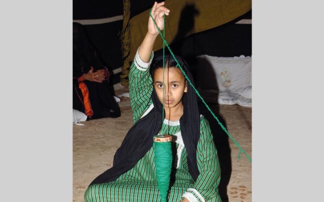 الصورة: «تراث الإمارات» يشارك في «أسبوع السنع»