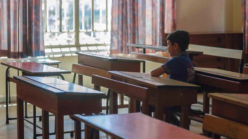 تزايد فقر الأطفال وحده من شأنه أن يؤدي إلى عدم عودة نحو 10 ملايين طفل إلى المدارس.   أرشيفية
