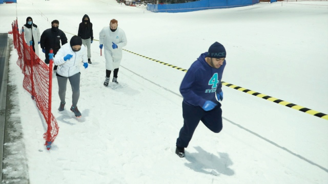 Photo of سباق الجري الثلجي يستقطب 46 جنسية من المقيمين في دبي – رياضة – محلية