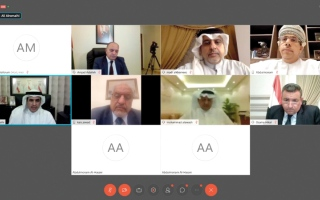 الصورة: قادة الإعلام العربي يناقشون التحولات في أوقات الأزمات
