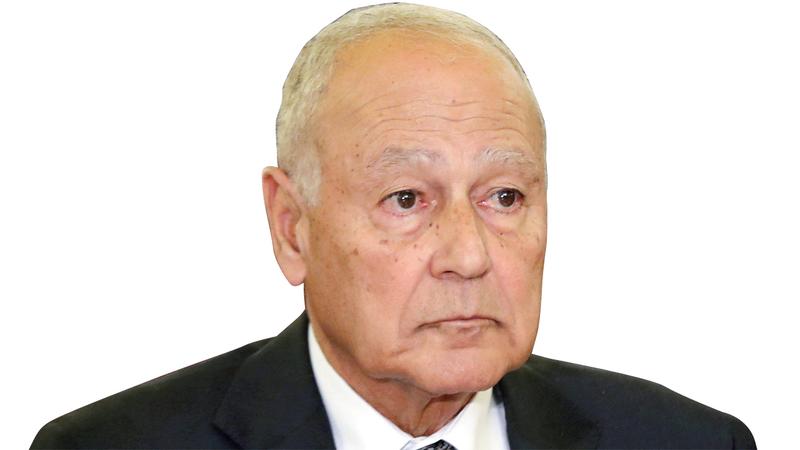 الأمن العام لجامعة الدول العربية: أحمد أبوالغيط.
