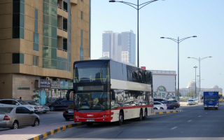 الصورة: استئناف خدمة حافلات المدن قيد التنسيق بين طرق دبي والجهات المختصة