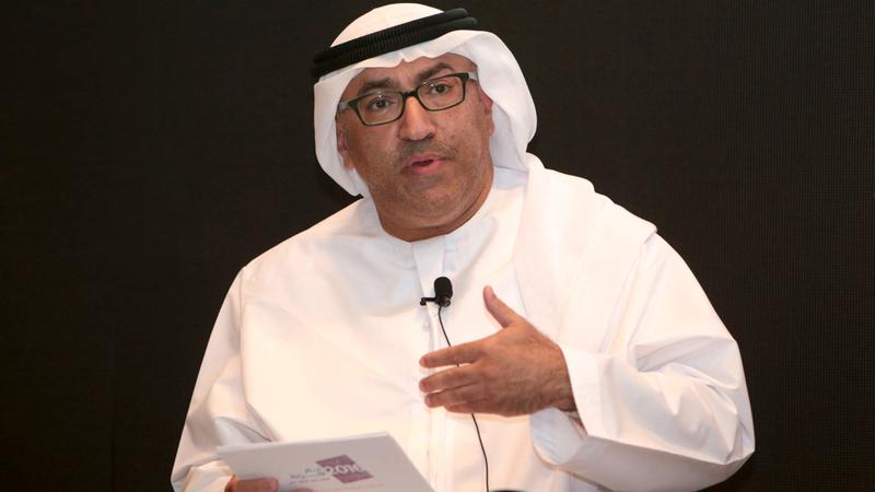 عبدالرحمن العويس:  «الإمارات تعزّز التعاون مع الشركاء الدوليين لتطوير لقاح آمن يحمي من المرض».