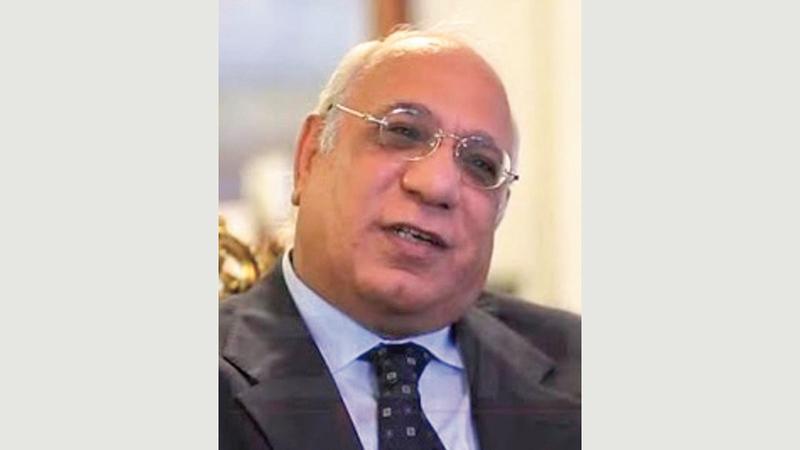 نادر نورالدين: «السد العالي سيكفي مصر من المياه 5 سنوات».