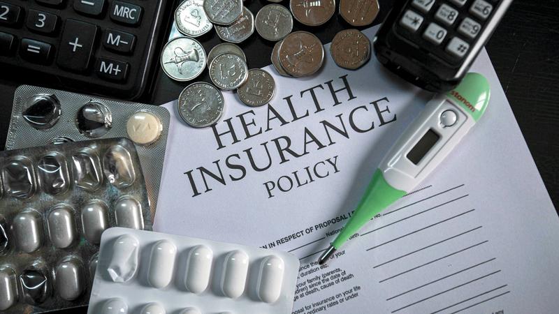 شركات تأمين أكدت أنه لا يوجد أي تقليل للمنافع بخصوص التغطيات الأساسية.  تصوير: أشوك فيرما