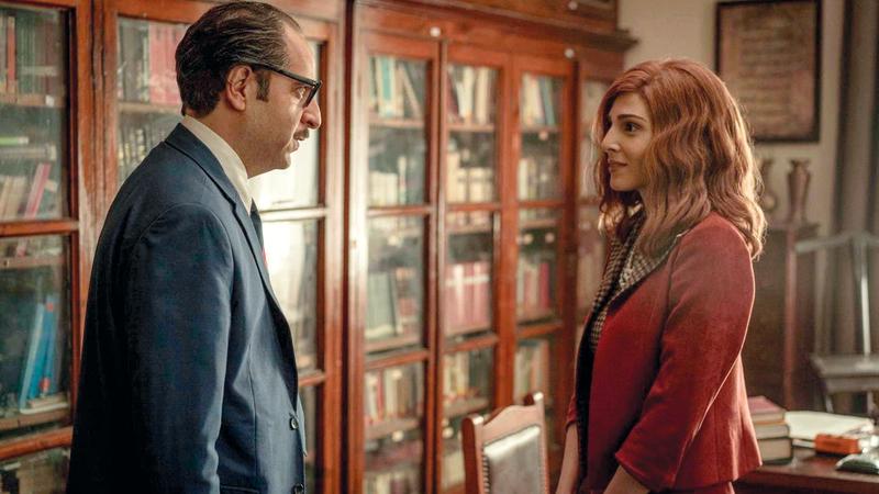 «ما وراء الطبيعة» أول مسلسل مصري تنتجه «نتفليكس». أرشيفية