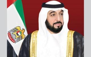 خليفة بن زايد يصدر قانوناً بشأن الأوسمة والميداليات والشارات بالقيادة العامة لشرطة أبوظبي thumbnail