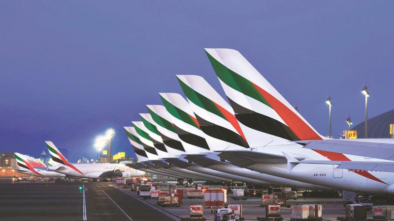 الطلب على السفر مستمر في الارتفاع مع استئناف الرحلات الجوية للناقلة.  أرشيفية