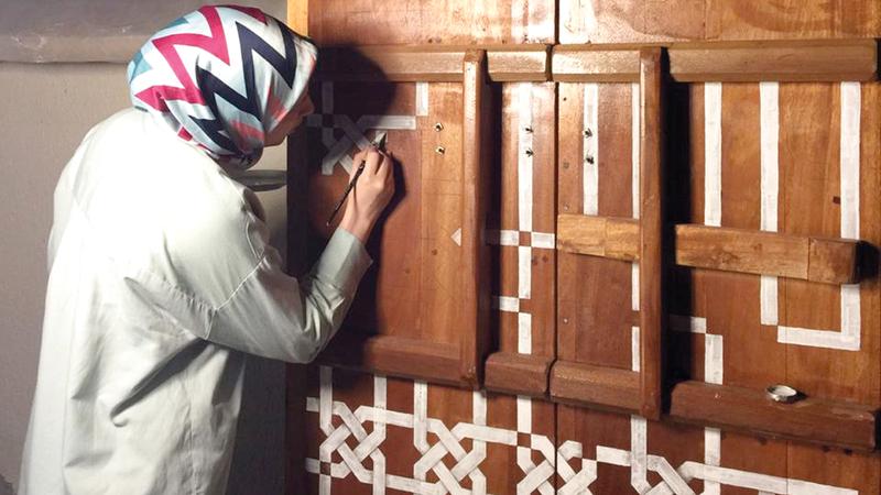جمعت الفعالية عدداً من الفنانين المبدعين الذين شاركوا في معرض الأبواب القديمة في نسختها الأولى. من المصدر