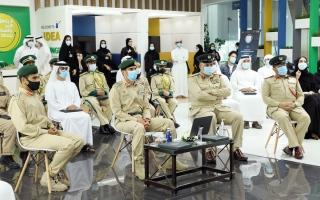 مبتعث لشرطة دبي يشارك في إعداد أكبر خريطة وراثية بالعالم thumbnail