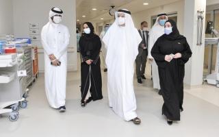 تطوير شامل لـ «العناية المركزة» في مستشفى دبي thumbnail