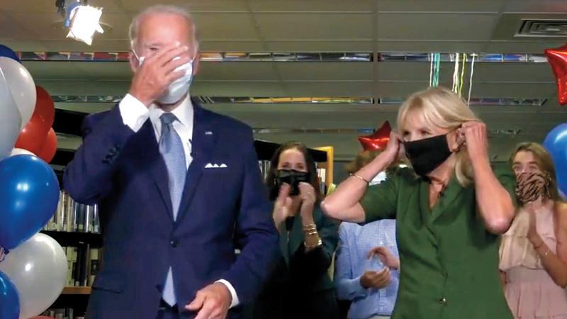 جو بايدن لن يسلم من اتهامات المعسكر الجمهوري. إي.بي.إيه