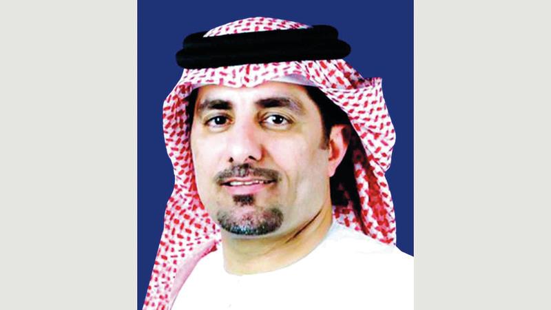 عضو مجلس إدارة شركة كرة القدم في النصر: عبدالرحمن محمد.