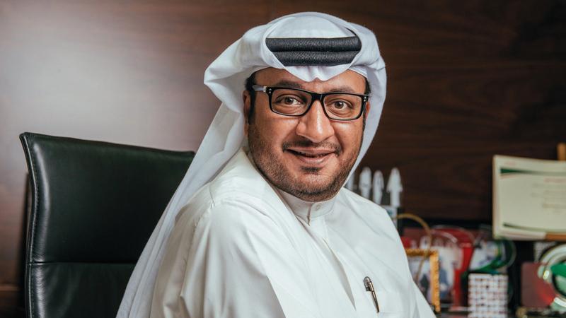 إبراهيم بهزاد: «حماية حقوق المستثمرين تعزز من ثقة مجتمع الأعمال، والبيئة الاقتصادية في الإمارة».