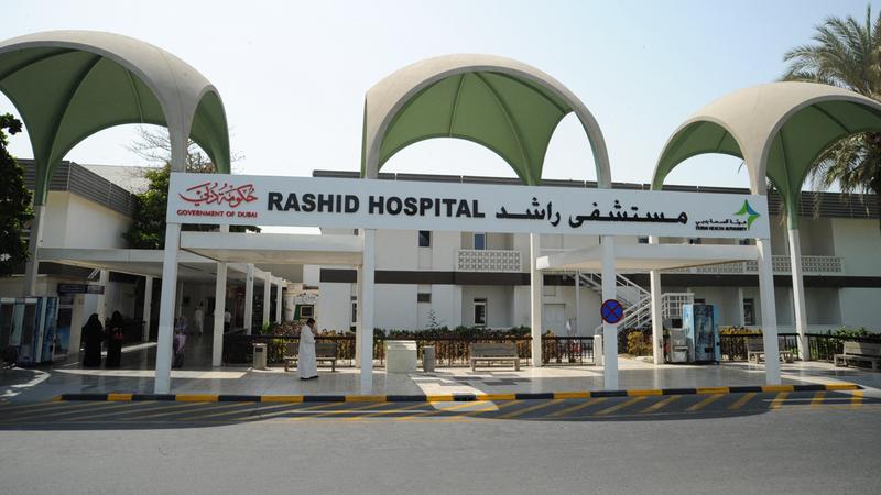 المريضة بدأت بالتعافي والاستعداد لمغادرة المستشفى خلال أيام.  ■أرشيفية