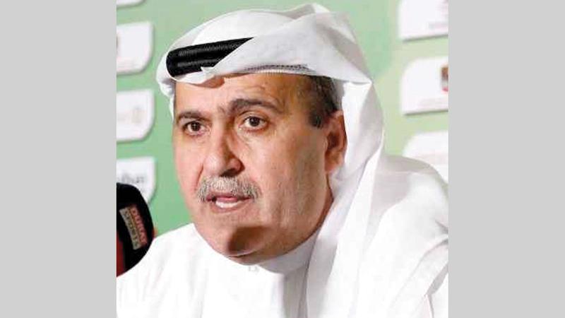 رئيس اتحاد كرة الطائرة يوسف الملا: «اجتهد الاتحاد في إعداد لوائح تنظيمية تخدم اللعبة لسنوات طويلة».