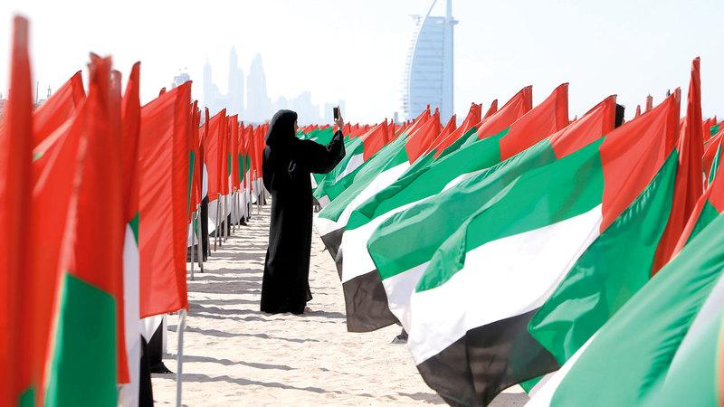 يتزامن «يوم المرأة الإماراتية» مع ما حققته دولة الإمارات من إنجازات فارقة.   أرشيفية