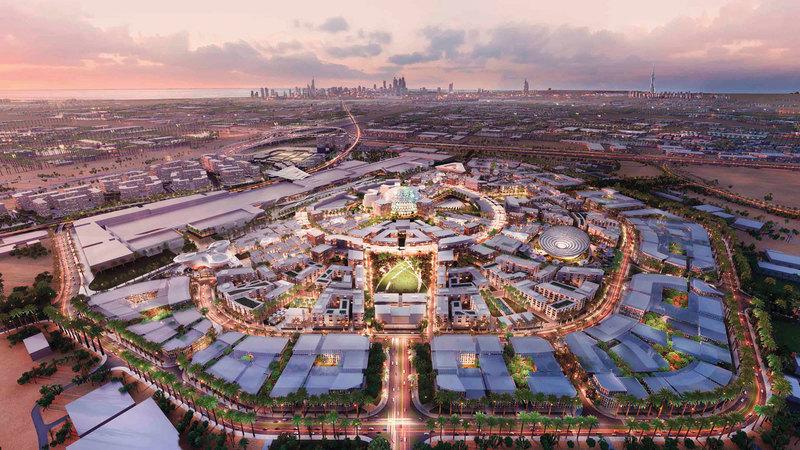 190 دولة ستشارك في «إكسبو 2020 دبي». أرشيفية