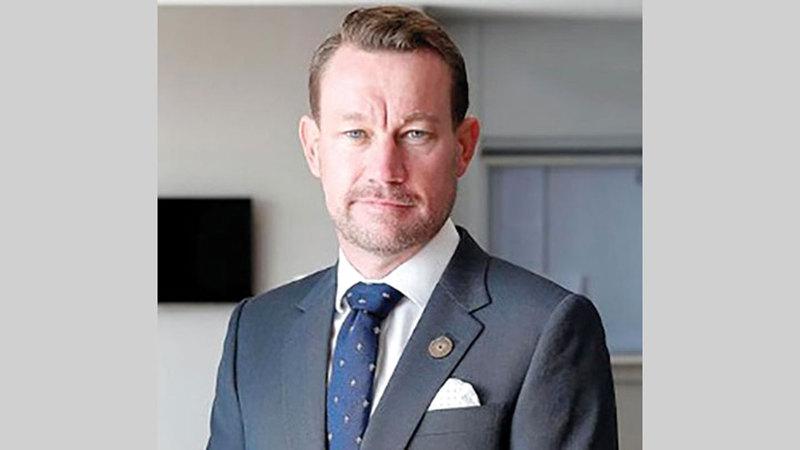 جاستين ماكغاون: «مشاركة أستراليا في (إكسبو 2020 دبي) أكثر أهمية من أي وقت مضى».