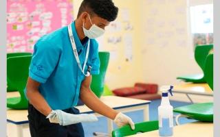 «التربية»: 5 مسارات زمنية لاستقبال الطلبة في المدارس thumbnail