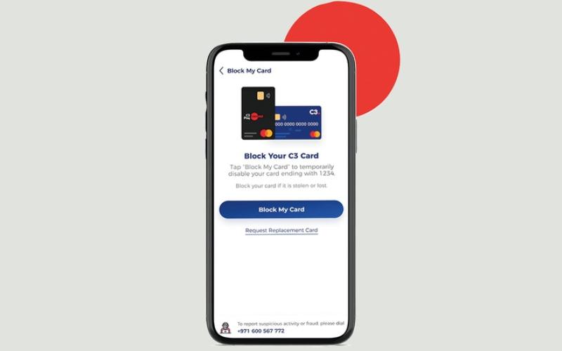 الصورة: نسخة جديدة من تطبيق «C3Pay»لتعزيز أمان المعاملات المصرفية