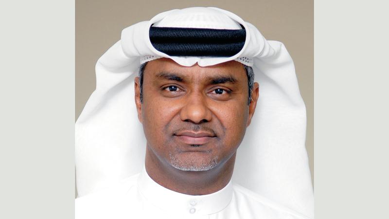 نبيل سلطان:  «(الإمارات للشحن الجوي) تخدم، حالياً، أكثر من 115 وجهة عالمية».