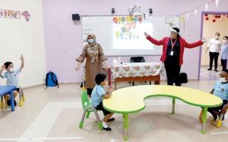 194 مدرسة في أبوظبي حصلت على «عدم ممانعة» thumbnail