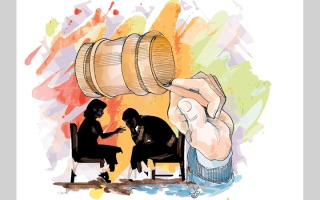 خليجية تطلب الطلاق لتدخل الزوج في شؤونها thumbnail