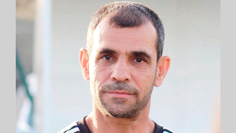 عبدالمجيد النمر: أعمار لاعبي الشارقة مثالية مقارنة بلاعبي الفرق الأخرى.