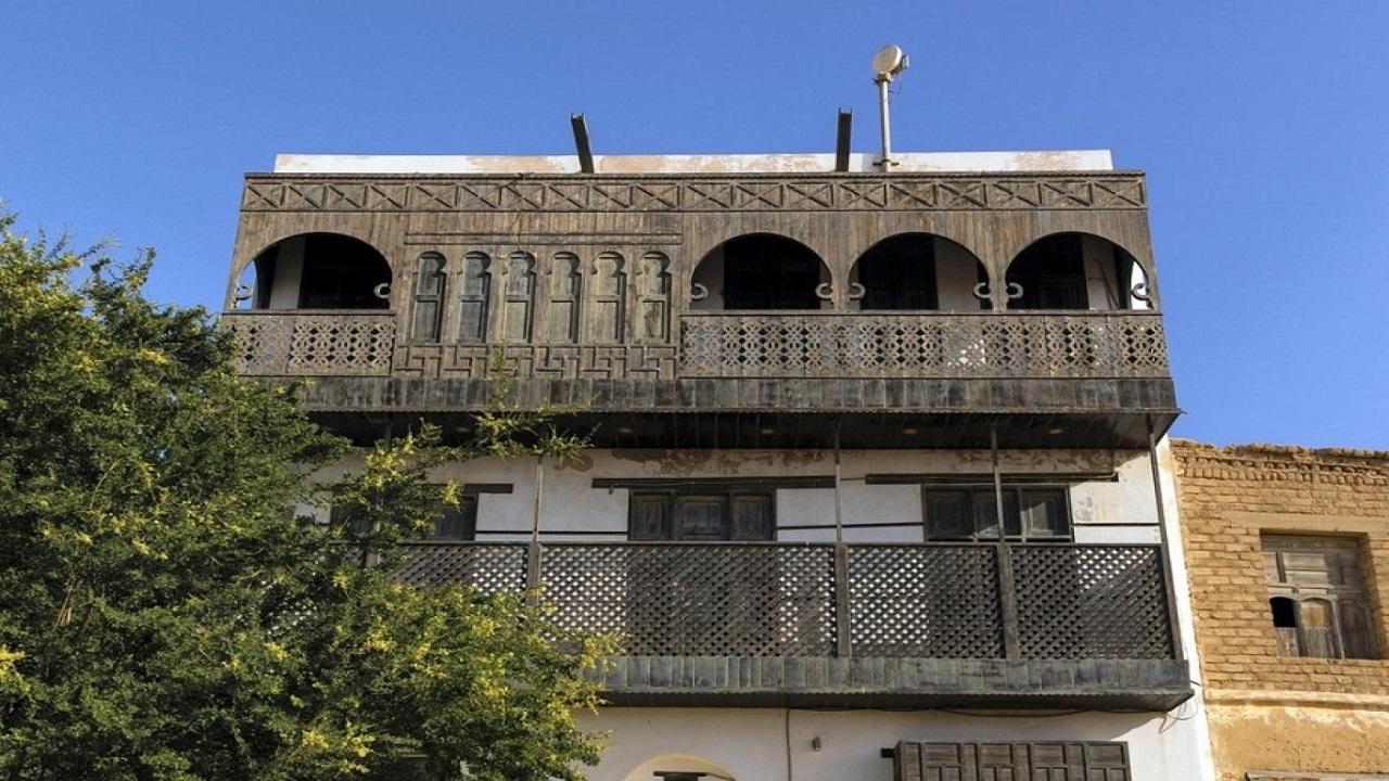 منزل لورانس في ينبع.  أرشيفية