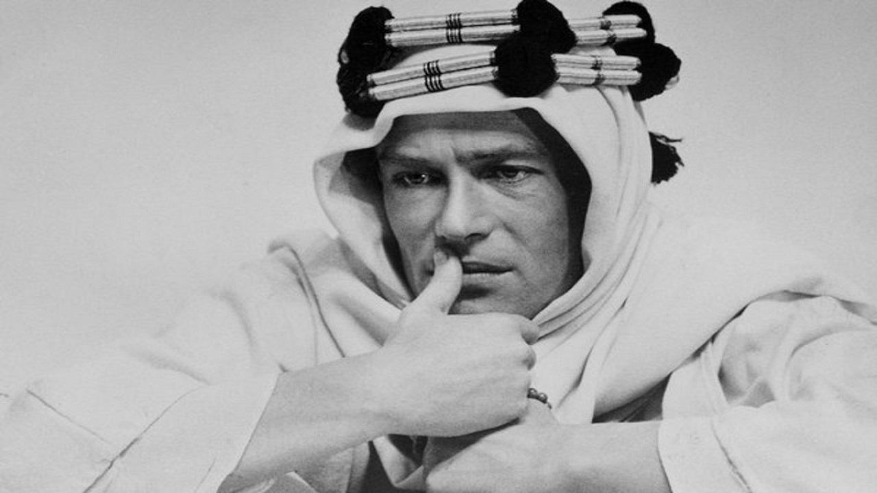 """""""لورانس العرب"""".  أرشيفية"""
