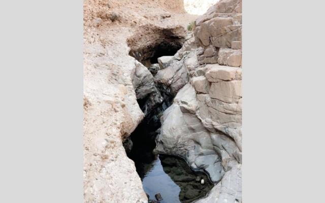 الصورة: عيون المياه في الفجيرة.. سياحة وعلاج