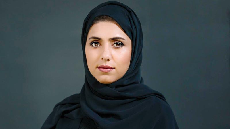 مريم الحمادي: «حالات إنسانية ملحة نتجت عن انفجار مرفأ بيروت».