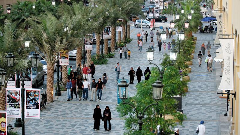 دبي وجهة متعددة الثقافات تتميز بالأمن والأمان وتتمتع ببنية تحتية عالمية المستوى. الإمارات اليوم