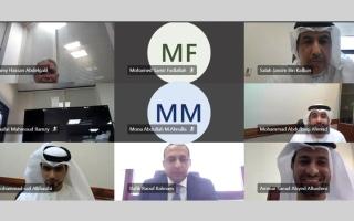 «قانونية دبي» تناقش تطوير منظومة التقاضي thumbnail