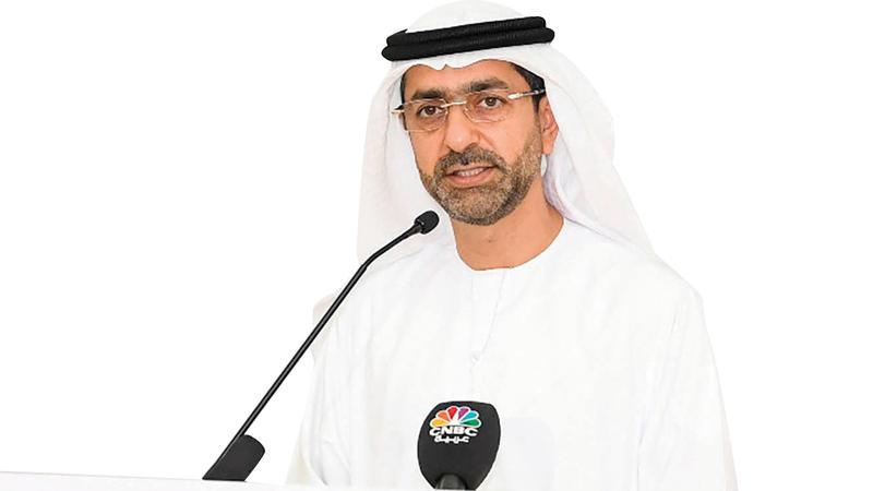 يونس حاجي الخوري: «تعزيز مكانة دولة الإمارات في مؤشرات التنافسية العالمية، وسهولة ممارسة الأعمال».