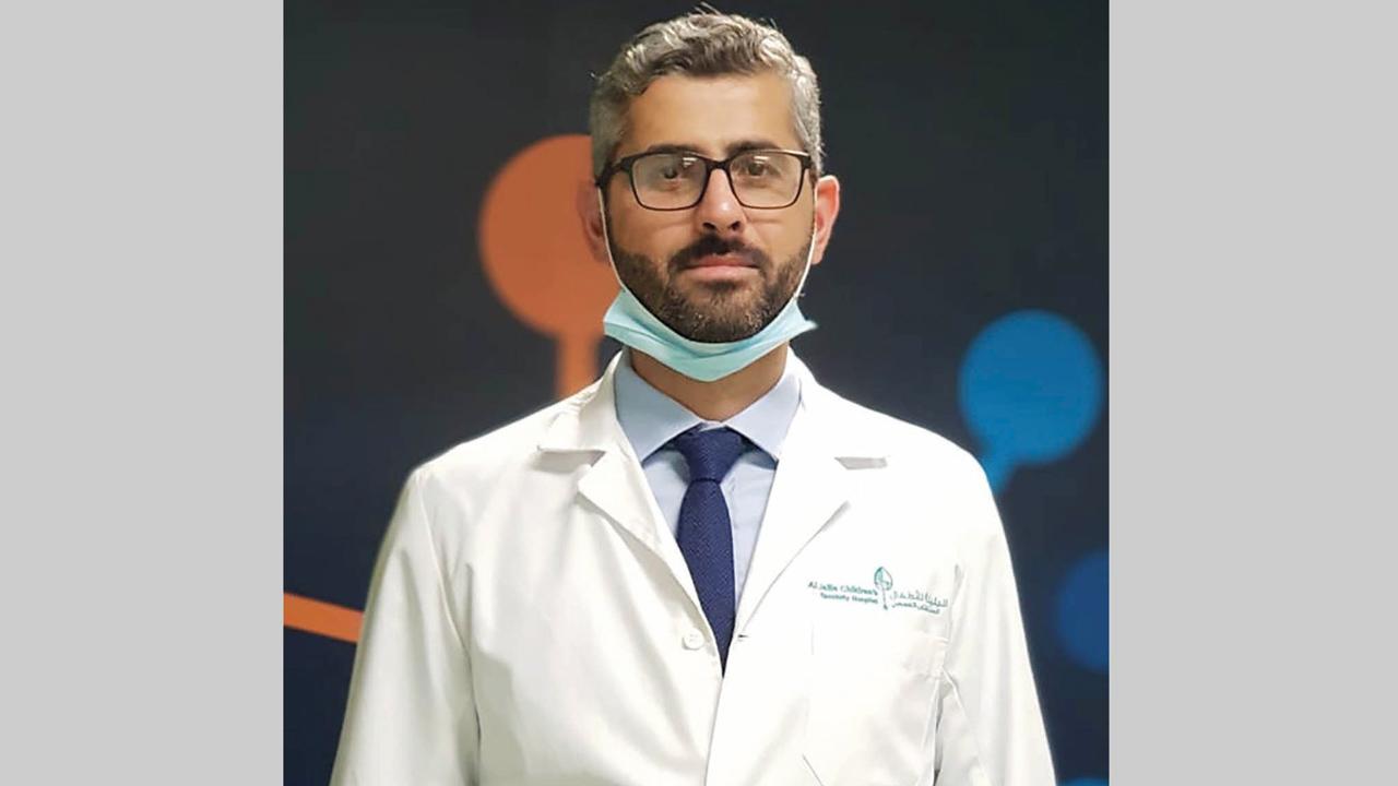 أحمد أبوطيون: «المركز تعامل مع نحو 290 مصاباً بأمراض وراثية أو مشتبهاً في إصابته بها».
