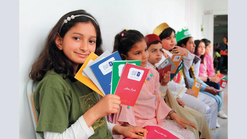 تشمل التصفيات التي تتم بشكل رقمي المشاركين والمشاركات من مدارس القطاعين الحكومي والخاص من مختلف مناطق الدولة. أرشيفية