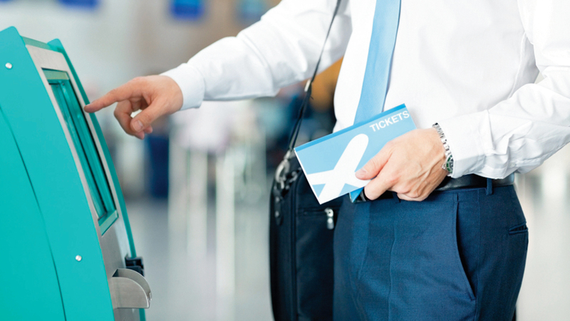 حجوزات تذاكر الطيران تخضع لاعتبارات عدة حالياً. À أرشيفية