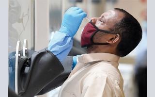 """الصورة: تقنية جديدة لاكتشاف """"مرضى كورونا السريين"""" في بريطانيا"""