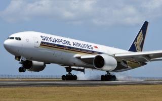 """الصورة: الخطوط السنغافورية تخطط لتشغيل رحلات جوية إلى """"لا مكان"""""""